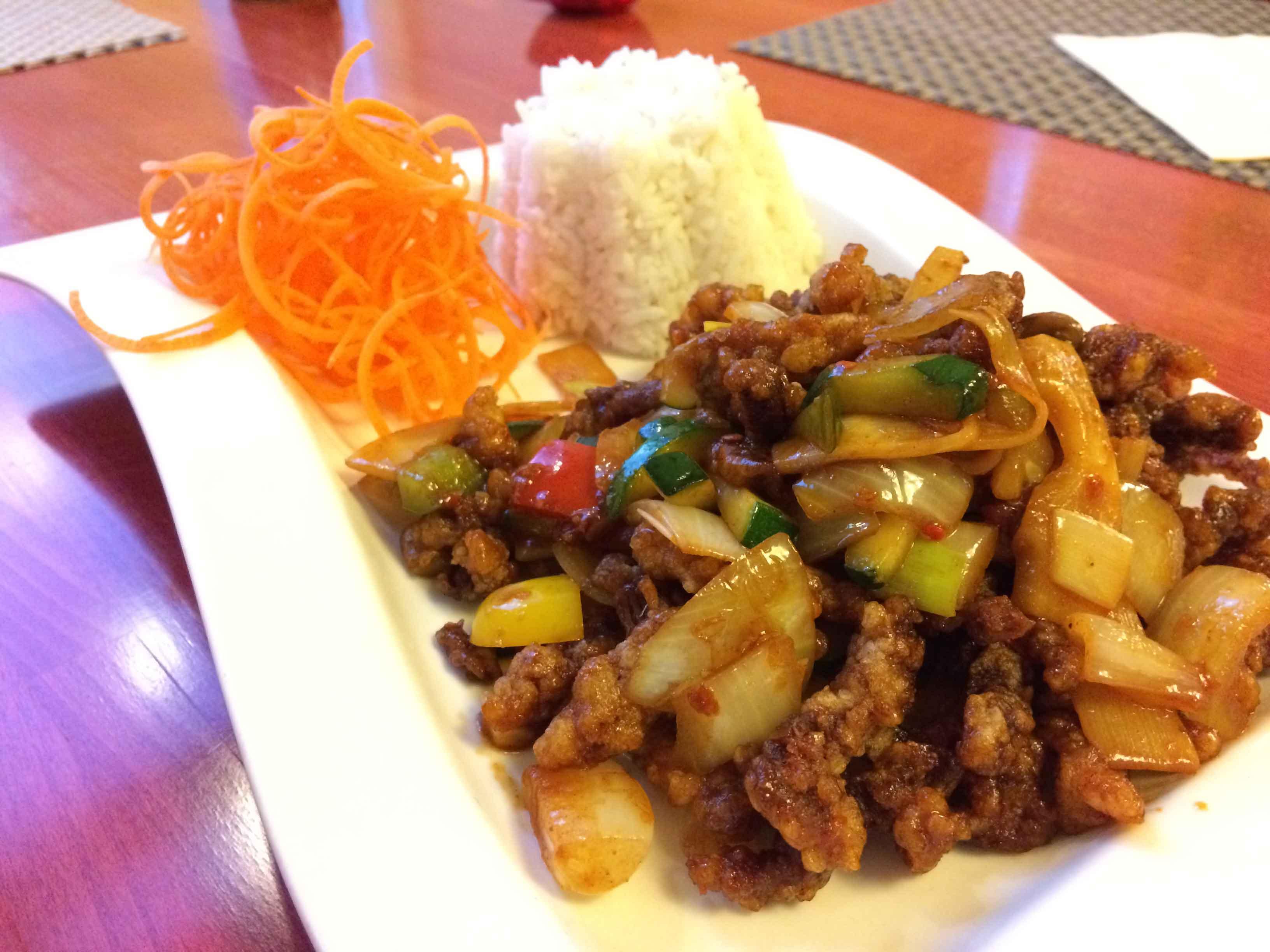 Mr. Chen - Asia Cuisine - asiatisch genießen